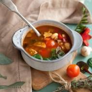 Szybka wiosenna zupa jarzynowa