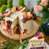 Wielkanocny tort Limoncello! Przepyszny tort na Święta i inne uroczystości!