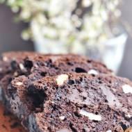 Babka czekoladowo – bananowa