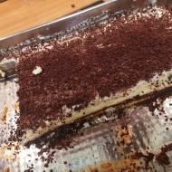 Ciasto 3 Bit z herbatnikami (bez pieczenia)