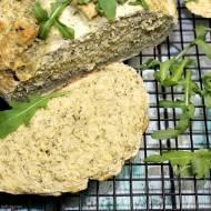 Chleb z rukolą - zero waste