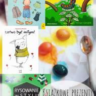 Książkowe prezenty na Zajączka