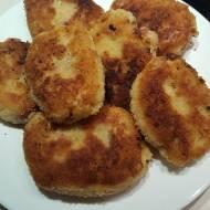 Kotlety z wczorajszych ziemniaków