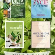 4 książki na Światowy Dzień Zdrowia