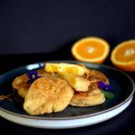 Pomarańcze smażone w cieście