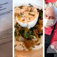 Mozzarella na ciepło na kremie z kalafiora – warsztaty we Włoskiej Akademii Kulinarnej