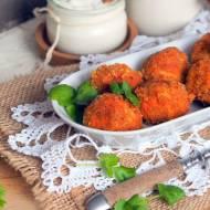 Smażone kulki warzywne