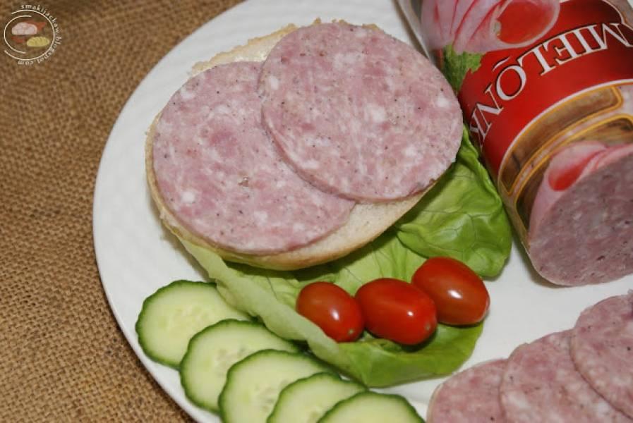 Mielonka ,,Luncheon meat''  w osłonce w/g JackaW