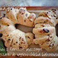 Podkówki z farszem jajecznym z Mieszanki do wypieku chleba baltonowskiego