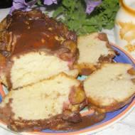 drożdżowe ciasto cynamonowo-śliwkowe...