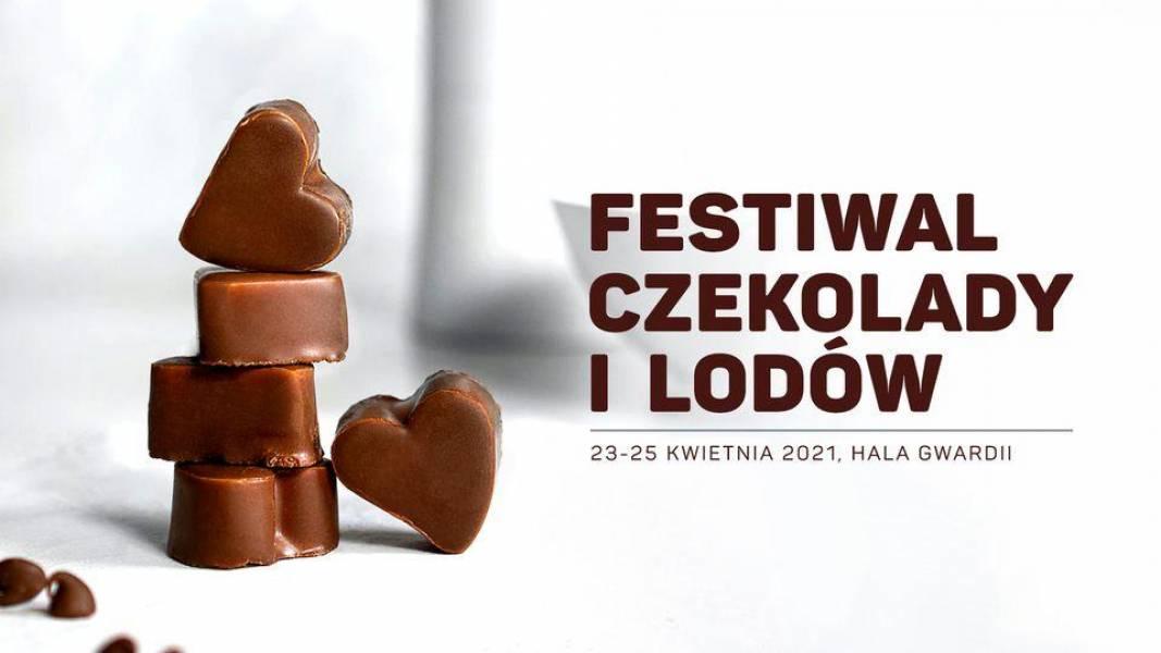 FESTIWAL CZEKOLADY I LODÓW – WARSZAWA 23-25.04