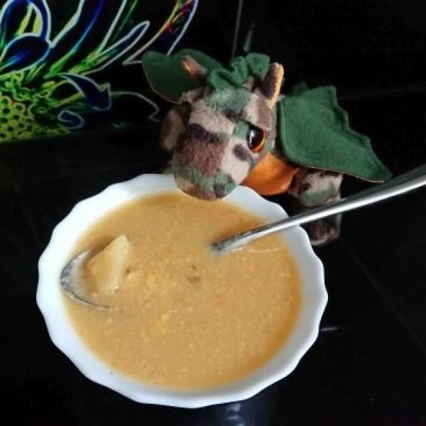 Zupa krem ziemniaczana