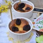 Serniczki w kokilkach z suszoną morelą
