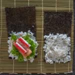 Temaki sushi – rożki sushi