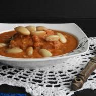 Zupa fasolowa - Zuppa di fagioli lub ribollita