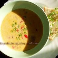 Zupa rybna z mlekiem kokosowym