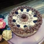 Tort czekoladowy - cappuccino