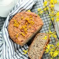 Niezagniatany chleb z forsycją
