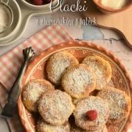 Placki z ziemniaków i jabłek – kuchnia podkarpacka