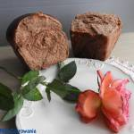 Chleb czekoladowy metodą Yudane