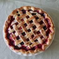 Cherry pie – krucha tarta z wiśniami