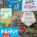Książki dla dzieci o emocjach