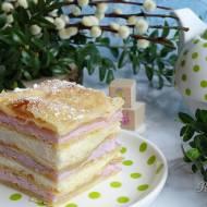 Ciasto Jakuba z jabłkami