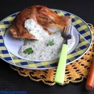 Pollo a la brasa - kurczak po peruwiańsku