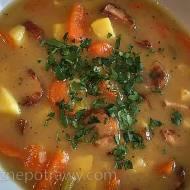 Zupa ziemniaczana czyli Kartoflanka