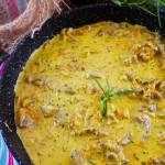 Gulasz z żołądków drobiowych – przepis na domowy obiad