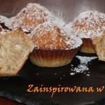 Muffinki budyniowo - kokosowe