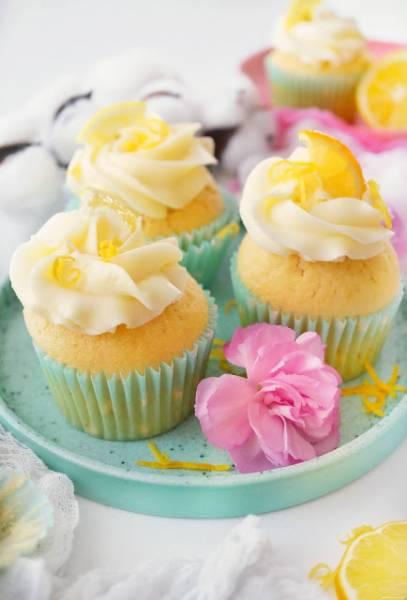 Babeczki lemon curd