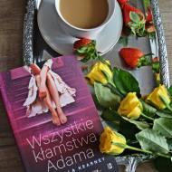 Wszystkie kłamstwa Adama - recenzja książki.