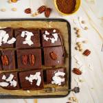 Brownie z ciecierzycy