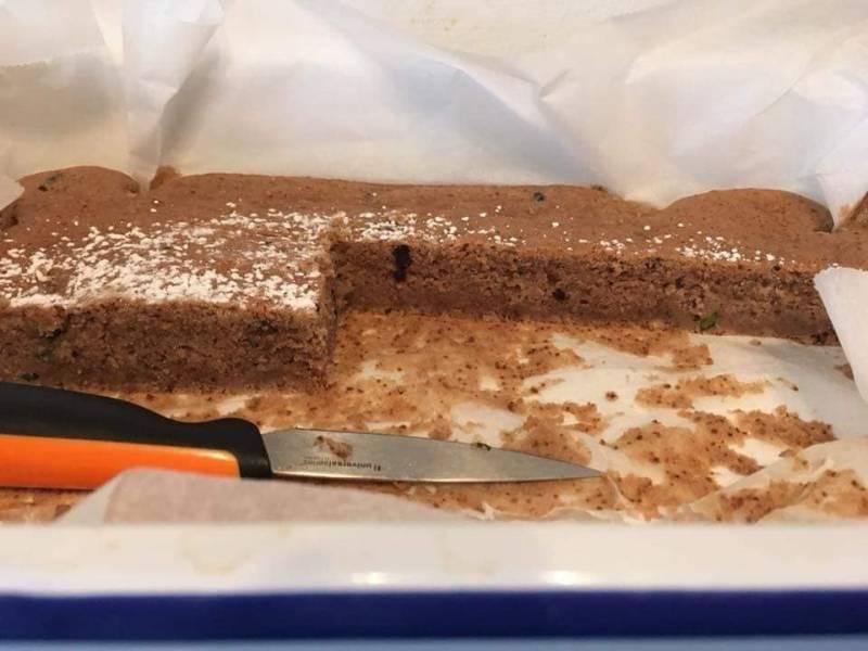 Ciasto z cukinii