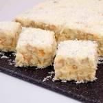 Ciasto biała trufla bez pieczenia