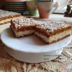 Ciasto Krówka Kokosowa bez pieczenia
