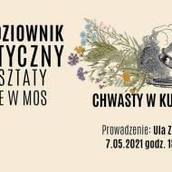 CHWASTY W KUCHNI – WARSZTATY KULINARNE ONLINE – 07.05.21