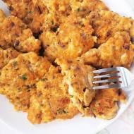Siekane kotlety z kurczaka z serem