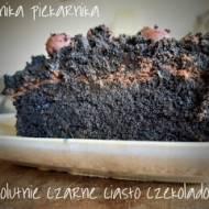 Absolutnie czarne ciasto czekoladowe
