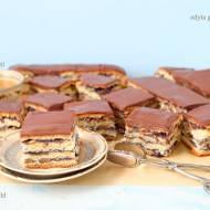 Węgierskie ciasto Gerbeaud