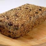 Chleb z ziaren czyli chleb bez mąki