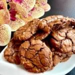 Przepyszne ciasteczka brownie
