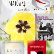 4 książki na majówkę