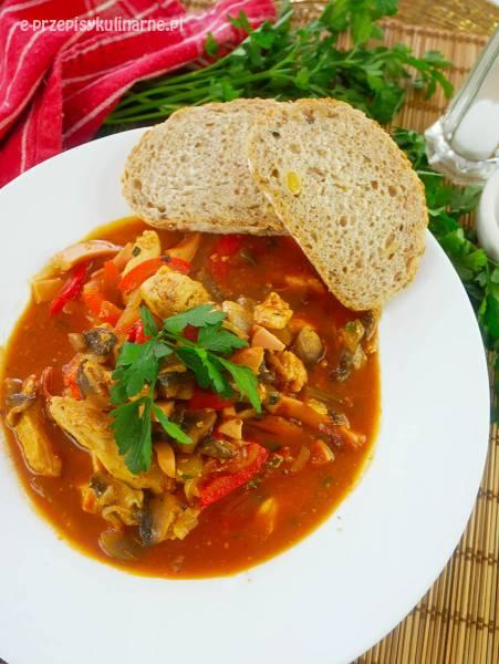 Forszmak cysterski z kurczakiem – pyszne danie jednogarnkowe na obiad