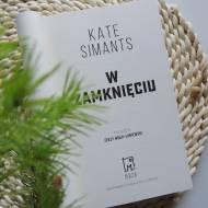 W ZAMKNIĘCIU - KATE SIMANS