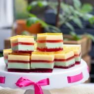 Torcik z galaretek – deser dla dzieci