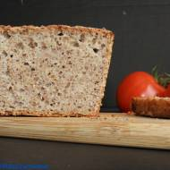 Chleb pszenny z otrębami na zakwasie