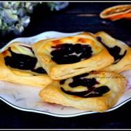 Ciasteczka francuskie z serem