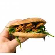 Łatwy domowy kebab z chlebkami własnej roboty
